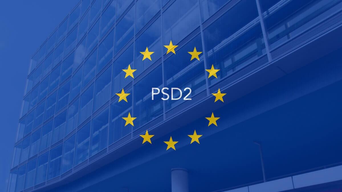 PSD2 Financial Regulation Directive